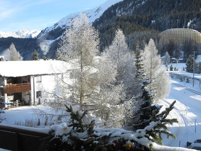 Photo for 2BR Apartment Vacation Rental in Davos Dorf, Davos-Landwassertal