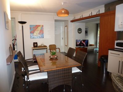 Photo for 1BR Apartment Vacation Rental in Granville, Normandie
