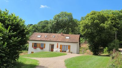 Photo for Large individual quiet house near the woods, pedestrian and mountain bike paths