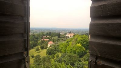Photo for Ca 'San Martino in Asolo - panoramic hill's house
