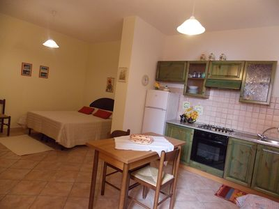 Photo for cala gonone accommodation for 2 persons