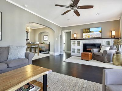Photo for Vista Del Oro Craftsman. Newly Renovated 2 Bdrm Bungalow!