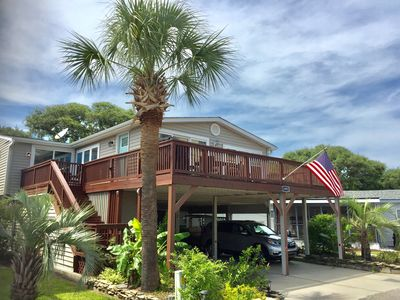 Photo for Surfside Beach Family Vacation in Oceanside Village - 150 Yards Off the Beach !