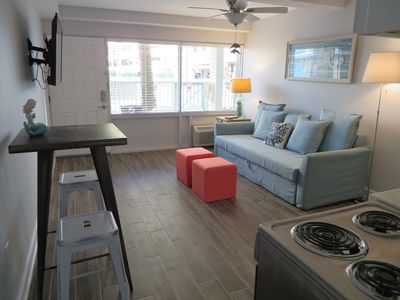 Photo for Gorgeous, newly remodeled 1 bed, 1 bath condo in the Cherry Grove!