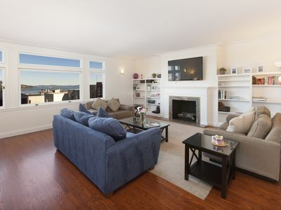 Photo for New! 3BR with panoramic views of San Francisco Bay!