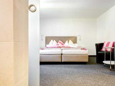 Photo for Double Room without Balcony - Boutiquehotel Lün