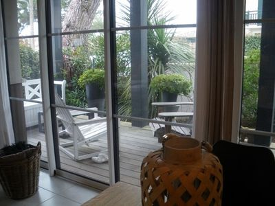 Photo for ARCACHON NEAR CENTER - NEW APPT WITH CALM NEAR THE BEACH