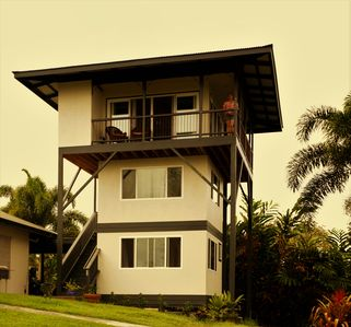 """Photo for """"Island Goode's"""" 1st Story Room """"Tower In The Trees"""" with Sea Views"""