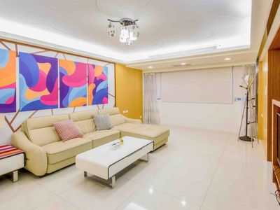Photo for 3BR Apartment Vacation Rental in Taipei City, Taiwan(R.O.C)
