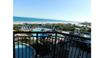 Photo for Majestic & Grand Oceanfront Condo Designed with Comfort in Mind