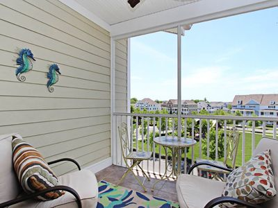 Photo for 26302: MINI-WEEKS! 3BR Bayside resort condo | Pools, golf & more!