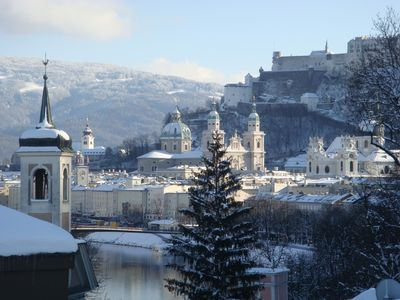 First Class Vacation Apartment with Amazing View towards Old Town & Fortress