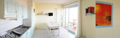 Photo for Holiday apartment Badesi for 1 - 4 persons with 1 bedroom - Holiday apartment