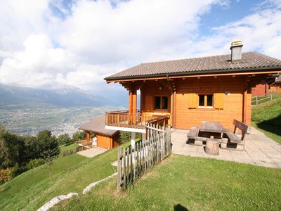 Photo for 5BR Chalet Vacation Rental in VEYSONNAZ