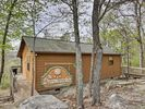 2BR Cabin Vacation Rental in Mountain View, Arkansas