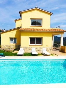 Photo for BEST PRICE !! ' Sweet House of 240sqm with private swimming pool in Lloret de Mar