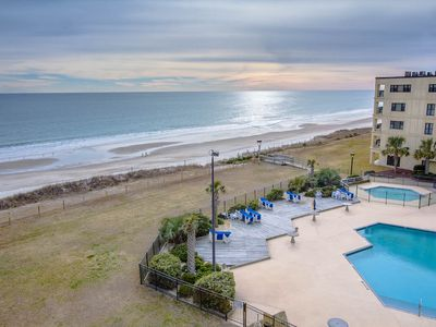 """Photo for Best views on the Beach """"Spectacular"""" Ocean/Pool Views!! 4 pools!"""