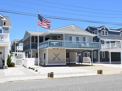 Photo for FAMILY RENTAL First Floor Beach Bugalow Blocks to Beach & Steps from the Bay