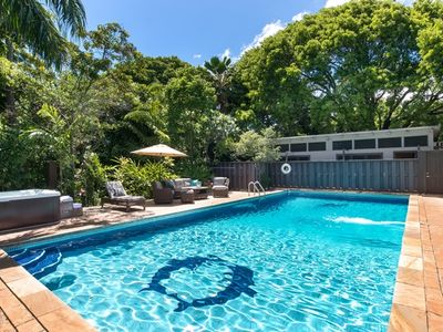 Photo for Steps To Beach | Pool | AC | Sleeps 6 | Perfect Location | Special $225!