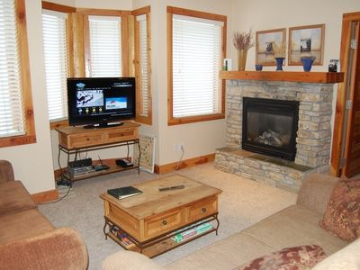 Photo for Big White Grizzly Lodge #207: 2 Bedroom Premium Condo + Hot Tub