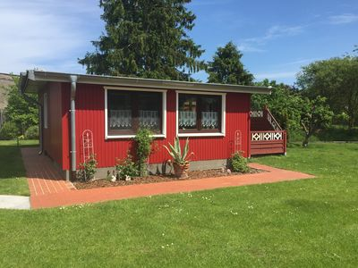 Photo for Cosy bungalow for up to 4 people with terrace overlooking the garden !!!