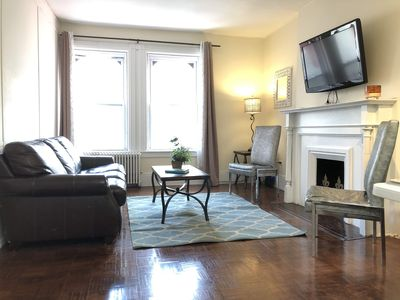 Photo for Upper East Side MASSIVE 2 BED - Incredible Renovation - SKYLIGHT - New FLOORS