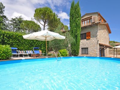 Photo for Villa in San Sano with 3 bedrooms sleeps 8