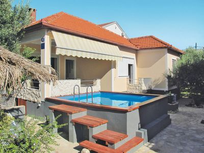 Photo for Vacation home Haus Cima (ZAD106) in Zadar - 6 persons, 3 bedrooms