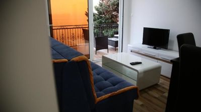 Photo for One bedroom luxury apartment with sea view