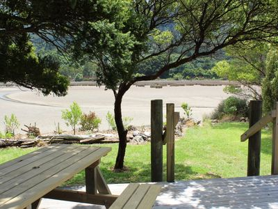 Photo for Private Waterfront Holiday Home - Excellent setting in popular location