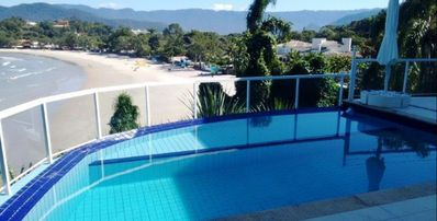 Photo for Tenório Beach Club Mansion - 20 people - Foot in the Sand / Pool / Barbecue