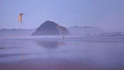 Photo for Beautiful Ocean Views From Hillside House At Morro Bay
