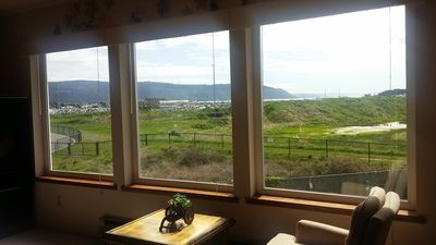 Photo for Wonderful location and views with a short walk to  the beach.