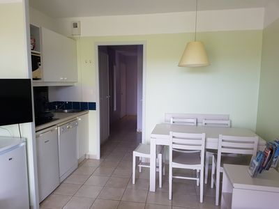 Photo for The sands of Olonne Apartment T2 tt comfort 4 / 5Pers with 2 heated swimming pools