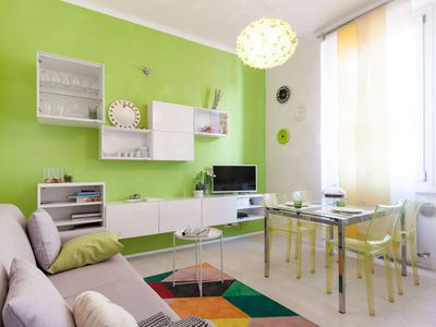 Photo for Modern two-room apartment near Porta Romana
