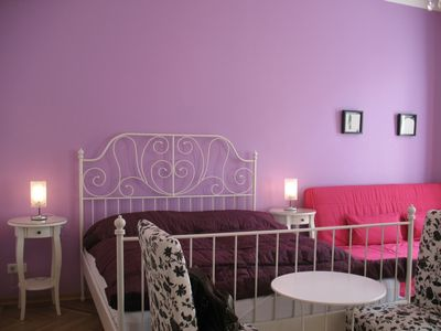 Photo for Stylish apartment suitable for 4 persons, 10 minutes to the city center on foot