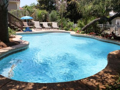 Private Pool Can Be Heated For A fee