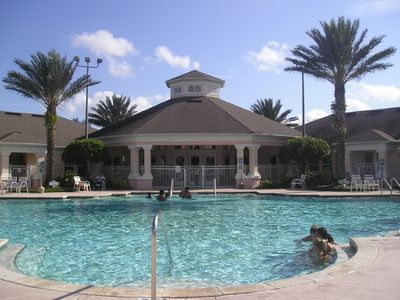 Photo for SUPER SALE- Nov/DEC/Jan ONLY $65 a nt WOW Luxury Windsor Palms-2 Mile to Disney