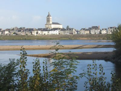 Photo for GÎTE 2/4 people nine between Angers and Saumur calm banks of the Loire