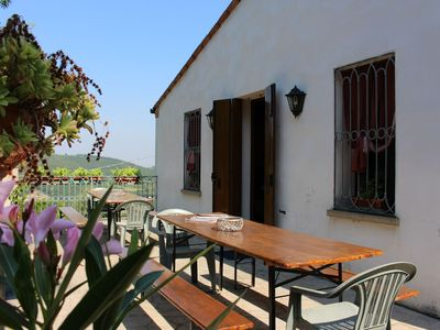 Photo for comfortable country house situated in the hills