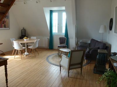 Photo for 3BR Apartment Vacation Rental in Ouistreham, Normandie