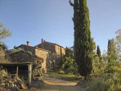 Photo for Nice apartment for 2-4 persons between olives and calibration forests