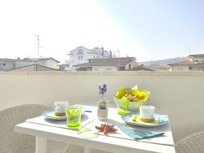 Photo for Holiday apartment Tortoreto for 5 persons with 1 bedroom - Penthouse holiday apartment