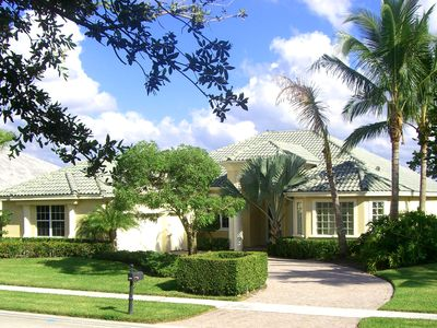 Photo for Vacation home rental in the most prestious Floridian beach area
