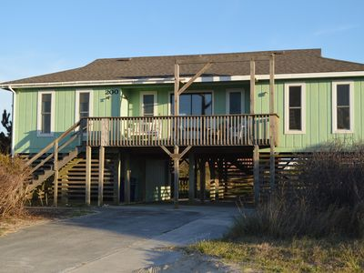 Photo for Beach? We gotcha Beach-oceanside, only steps from uncrowded beautiful beach