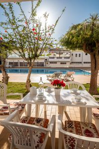 Photo for Center / 100 meters walking to Beach / Pool / Parking
