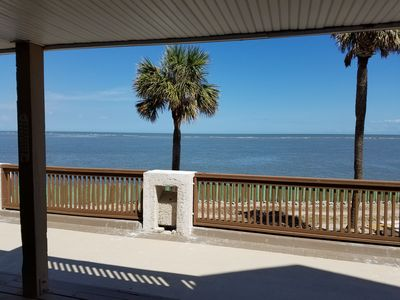 Photo for Oceanfront Condo - Newhaven