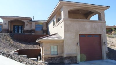 Photo for 5000 square foot custom home in the foothills of Lake Havasu City...