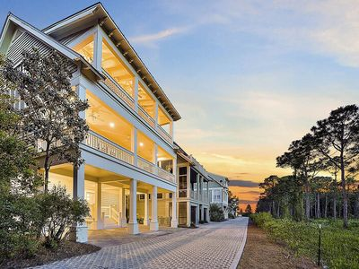 Photo for Amazing Vacation Home w/ Gulf Views in WaterColor!