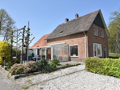 Photo for Nicely furnished holiday home with magnificent view of the meadows in Rossum
